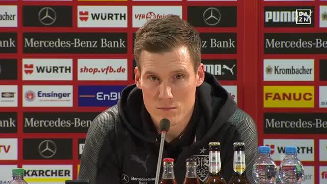 VfB Stuttgart entlässt Trainer Hannes Wolf