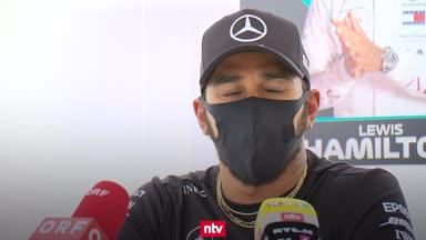 Das sagt Hamilton über seine und Vettels Zukunft