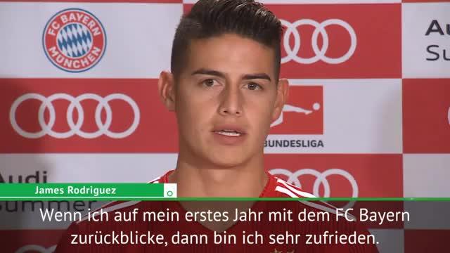 """James hungrig: """"Will mehr Titel gewinnen"""""""