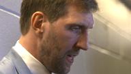 """Nowitzki:  """"Null Prozent Chance"""" auf Comeback"""