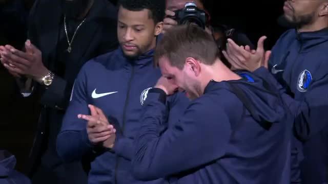Tränenreicher Nowitzki-Abschied bei den Spurs