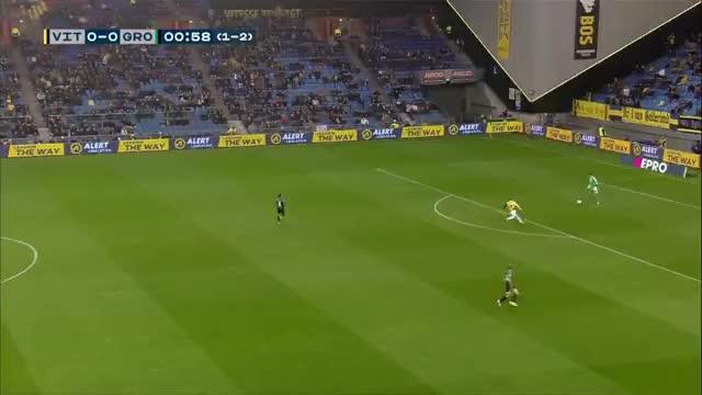 Odegaard zaubert Vitesse ins Playoff-Endspiel