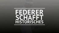 100. Sieg! Federer mit Wimbledon-Meilenstein