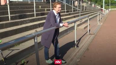 Groth möchte DFB-Präsidentin werden