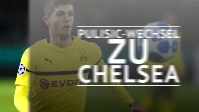 64 Millionen Euro! Pulisic wechselt zu den Blues