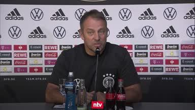 Flick schwärmt von Atmosphäre im DFB-Team