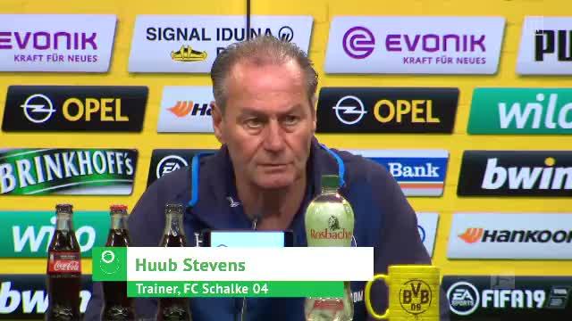 """Stevens nach 4:2: """"Kann man zufrieden sein"""""""
