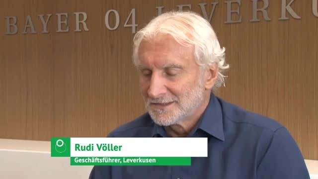 "Völler: Bayern ""kann sich nur selbst weh tun"""