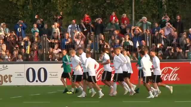 DFB in Not: Löws Spagat zwischen Jung und Alt
