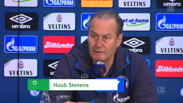 """Stevens knurrt wieder: """"Verliere nicht so gerne"""""""