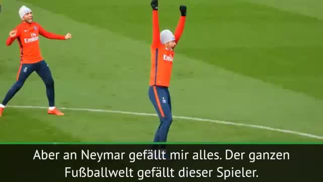"""Zidane: """"An Neymar gefällt mir alles"""""""
