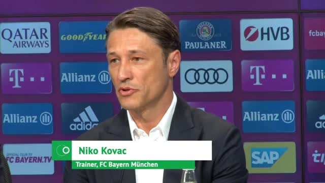 "Niko Kovac: ""Ich bin pro Jogi Löw"""