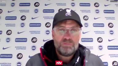 Jürgen Klopp über den Saison-Endspurt in Liverpool