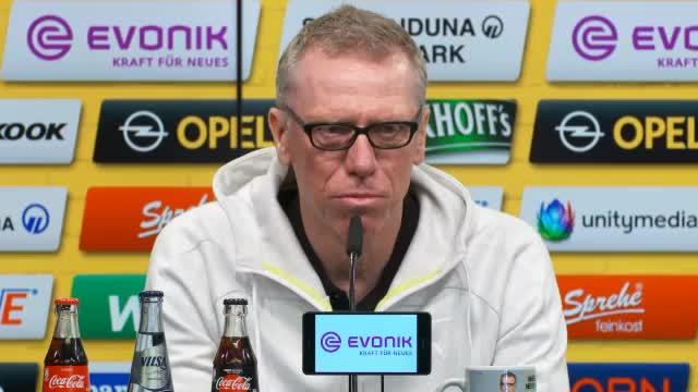 """Stöger: """"Hauptzielsetzung Champions League"""""""