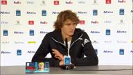 ATP Finals: Zverev spricht über Trainer Lendl