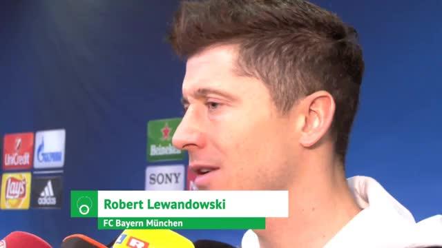 """Lewandowski: """"Müssen Spannung immer halten"""""""