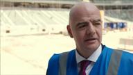 WM 2022: Infantino: Katar-WM beste aller Zeiten