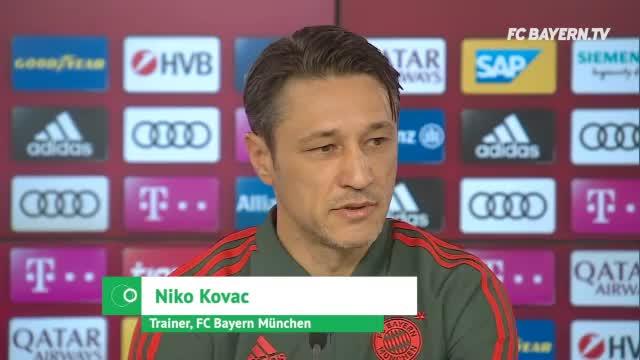 Kovac über Boateng, Müller und BVB-Topspiel