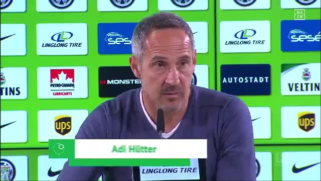 """Hütter: """"Wären Big Points gewesen"""""""