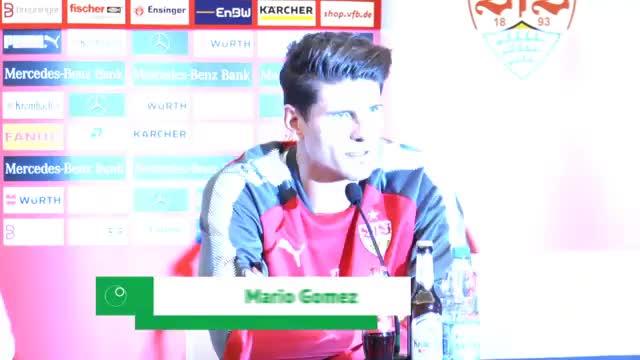 Gomez: Beim VfL zu viele Schulterklopfer