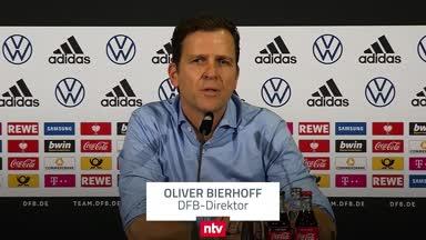 """Bierhoff: """"Es brodelt immer noch"""""""