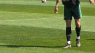 Ronaldo fit für Ajax? Schwierig, sagt Allegri