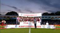 Krönung des Märchens: Ajax holt den Titel