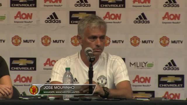 """Mourinho: """"Lukaku kommt zur richtigen Zeit"""""""
