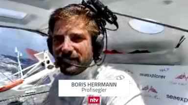 Herrmann schlägt sich weiter stark: So steht's bei der Vendée Globe