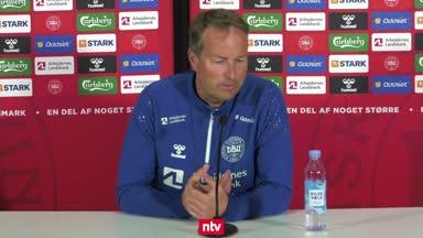 """Dänemark-Coach: """"Hätten nicht spielen sollen"""""""