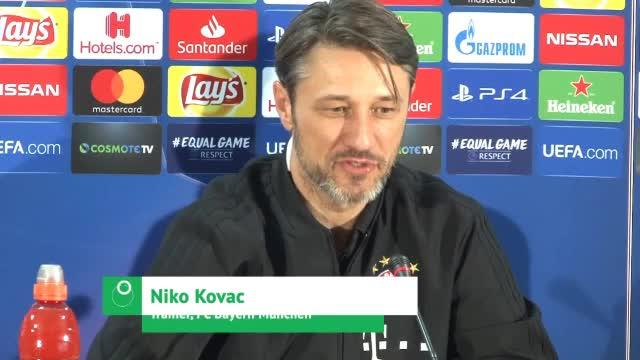 """Kovac: Wut-PK? """"Richtung nicht genau gewusst"""""""