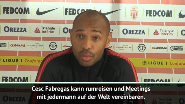 Henry bestätigt Verhandlungen mit Fabregas