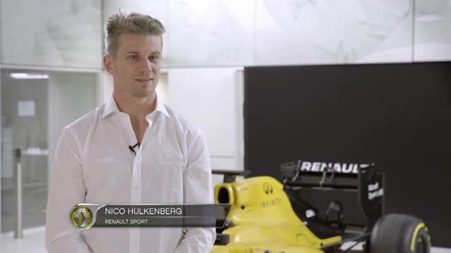 """F1: Hülkenberg hofft auf """"Erfolgsgeschichte"""""""