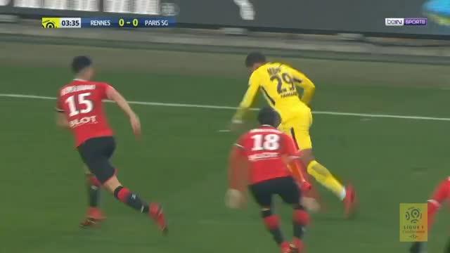 Mbappé tanzt Abwehr aus, Neymar vollstreckt