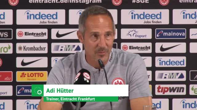 """Hütter vor Supercup: """"Wollen den Titel holen"""""""