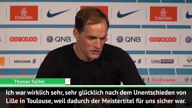 """Tuchels Meister-Premiere: """"Wirklich besonders"""""""