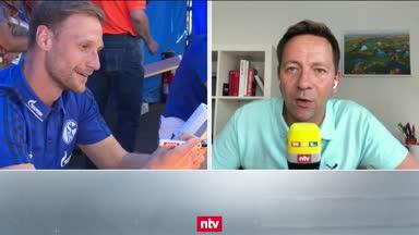 Benedikt Höwedes als Teammanager beim DFB: Klappt das?