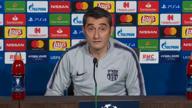 """Valverde: """"Denken immer an das CL-Finale"""""""