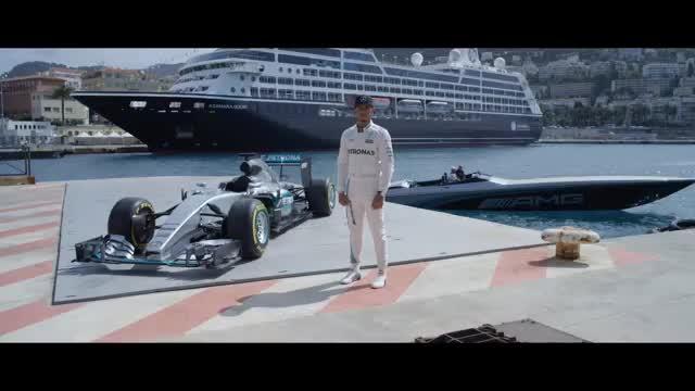 F1: Performance trifft Luxus