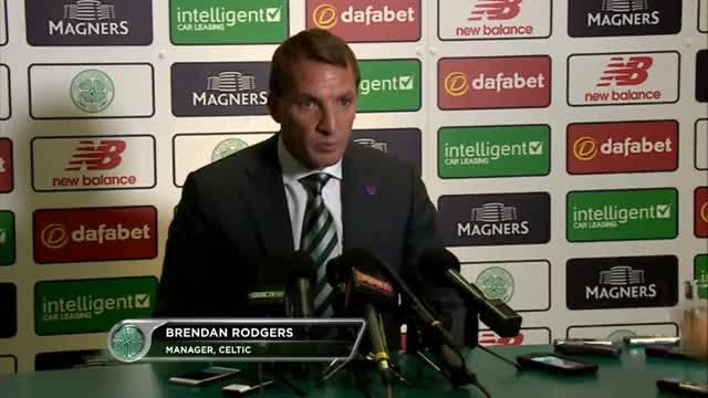 """Rodgers: """"Großartiger Tag für den Verein"""""""