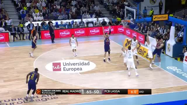 Euroleague: Unfassbar! Doncics Full-Court-Shot