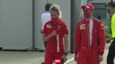 F1-Experte Görner: Arbeitet Ferrari gegen Vettel?