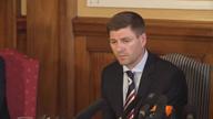 """Rangers-Job? Für Gerrard """"einfache Entscheidung"""""""