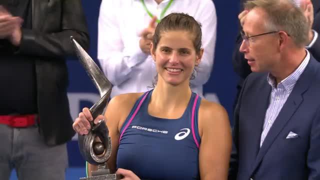 Luxemburg: Starke Görges holt sechsten WTA-Titel