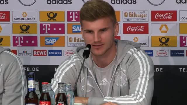 Werner: Bayern-Spieler machen immer noch Witze