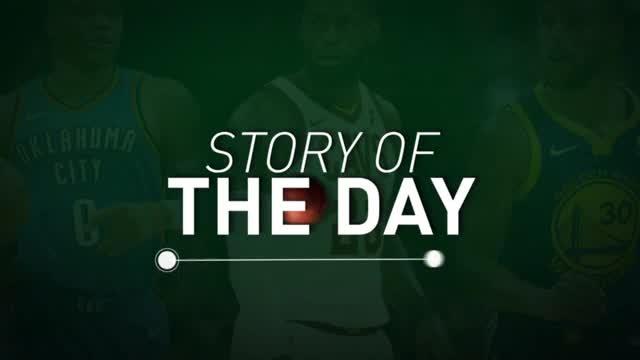 Triple-Double! Simmons nimmt Bulls auf die Hörner