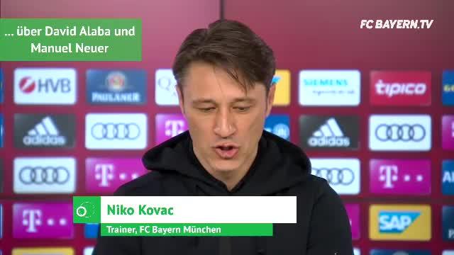 Kovac über BVB, DFB-Pokal und Freiburg-Patzer
