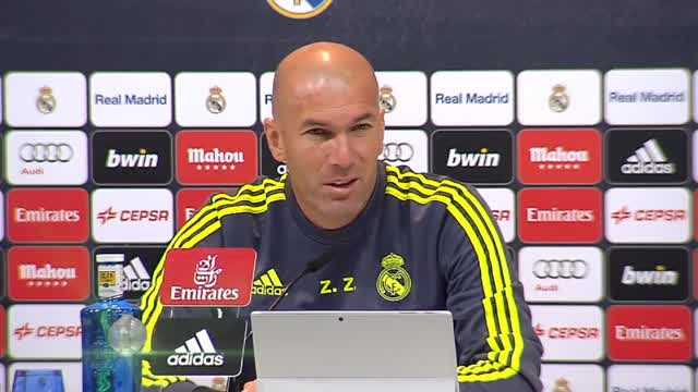 """Zidane zu Saisonfinale: """"Noch nichts erreicht"""""""