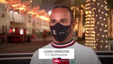 Lewis Hamilton: So liefen die Stunden nach dem Titelgewinn