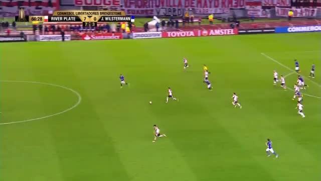 Copa Libertadores: 80-Meter-Traumsolo zum 8:0